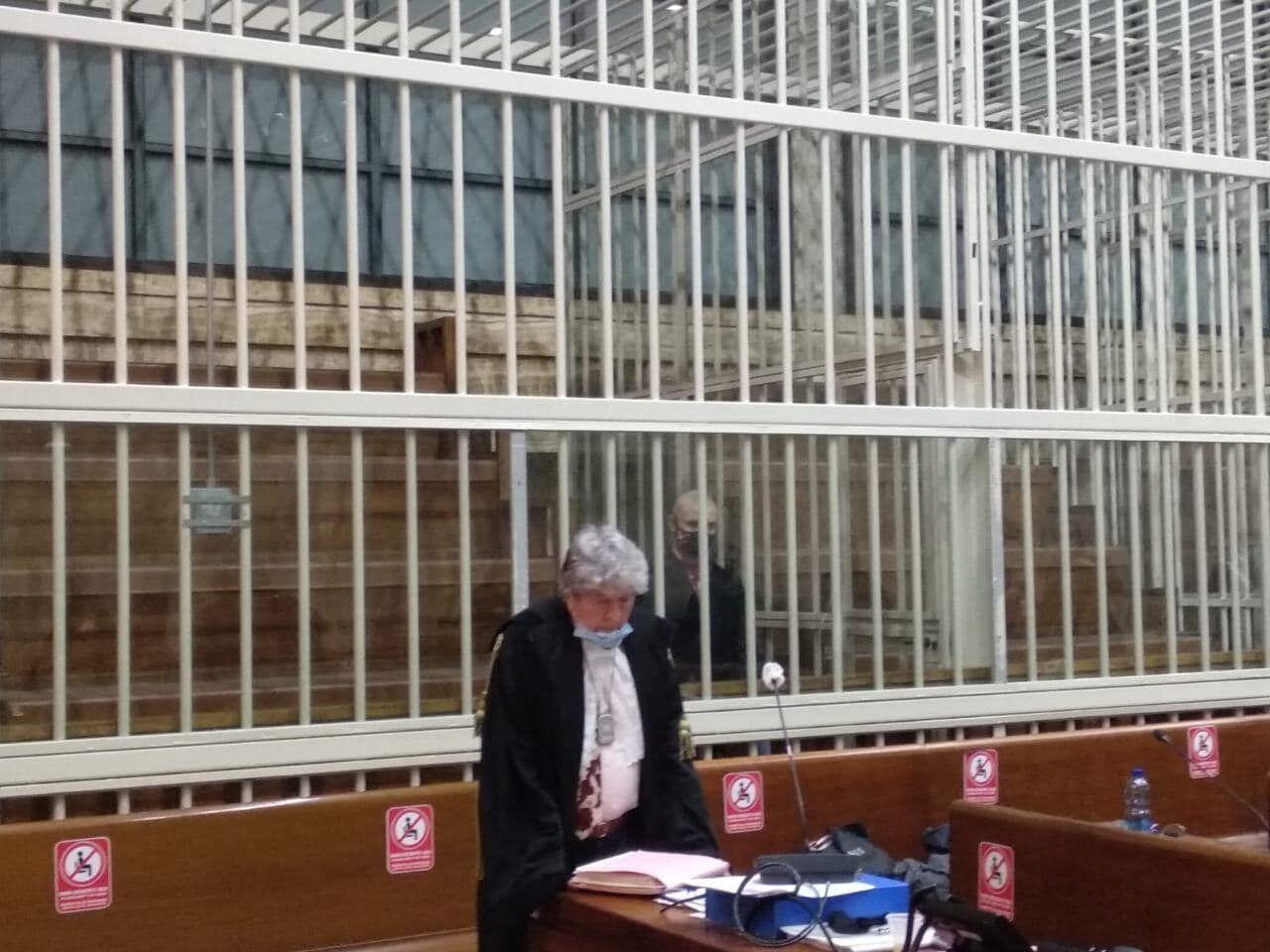 Суд согласился выслушать защиту Маркива до конца