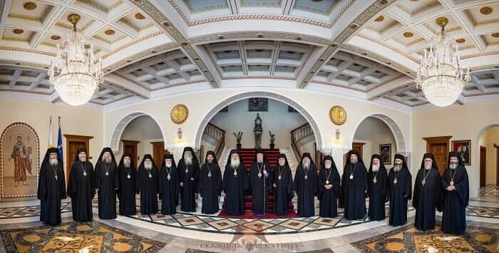 Иерархи Церкви Кипра