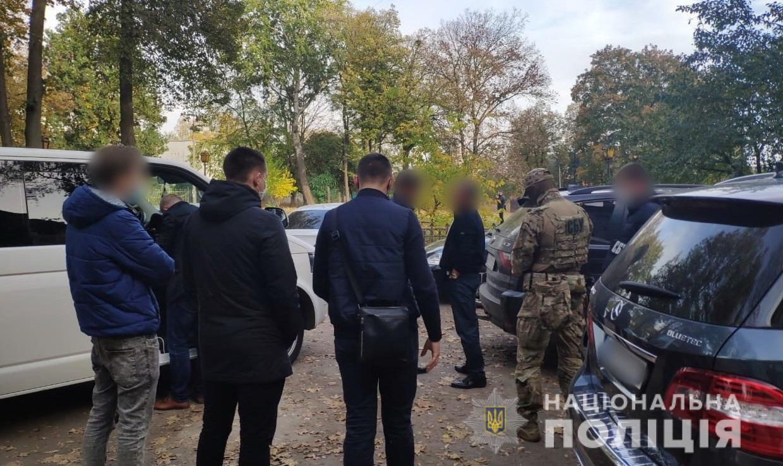 Депутата Сумської облради викрито на вимаганні грошей для передвиборчої кампанії