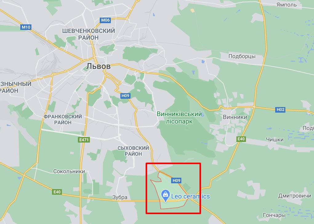 Село Пасіки-Зубрицькі Львівської області.