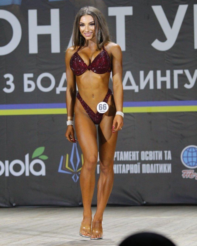 Вікторія Черненко на ЧУ