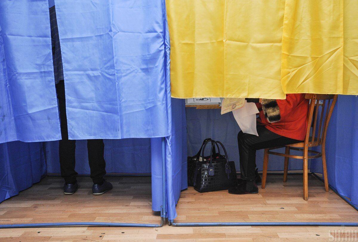 25 жовтня в Україні проходять місцеві вибори