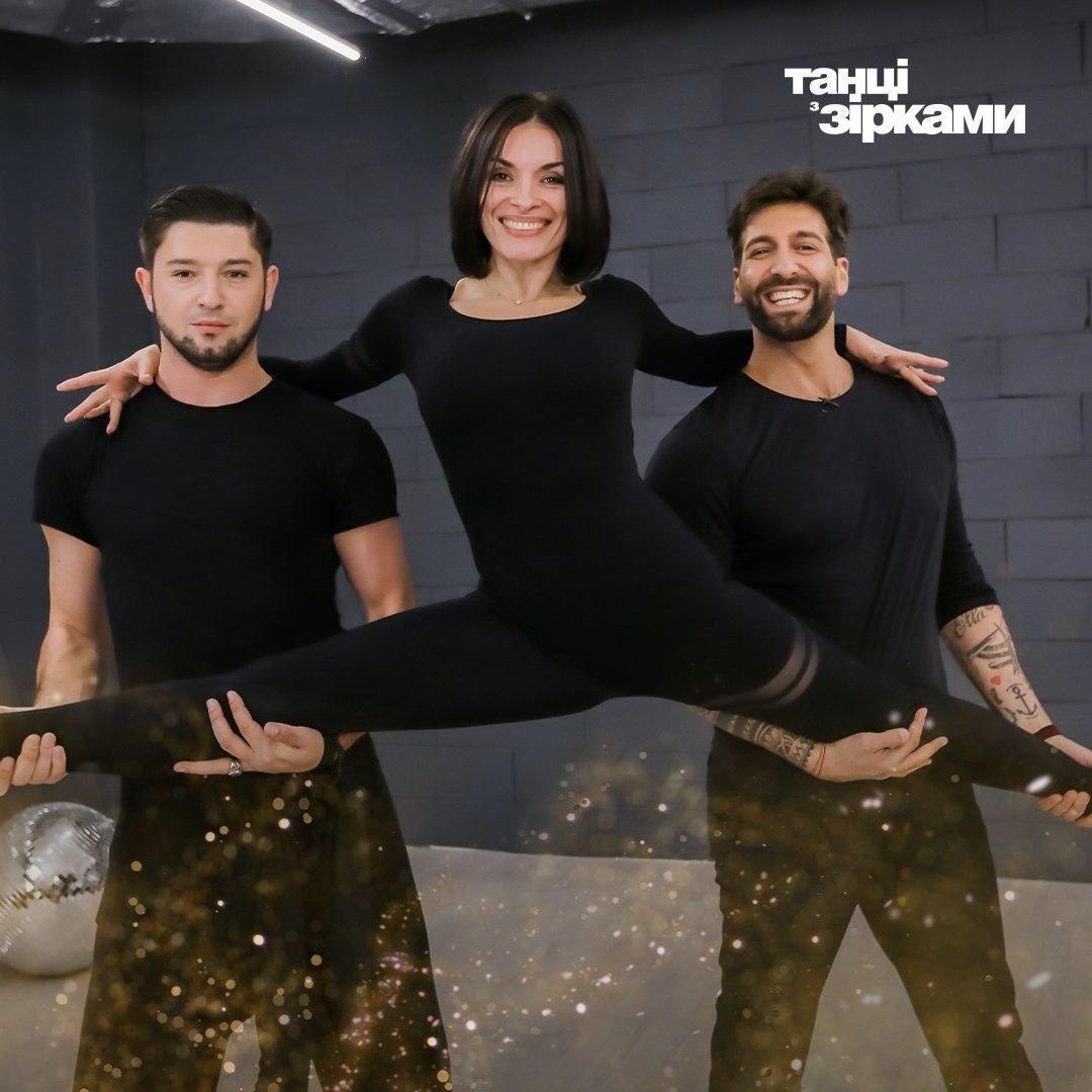 Надежда Мейхер, Кирилл Васюк и Даниель Салем.