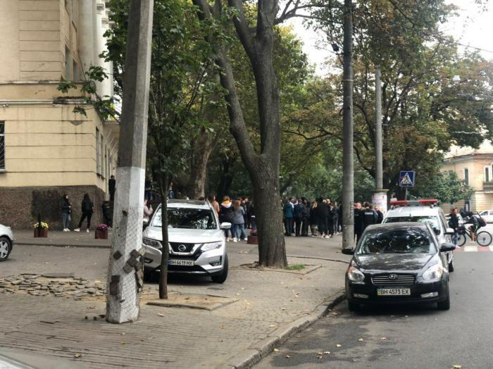 В Одесі зафіксували черги біля виборчих дільниць