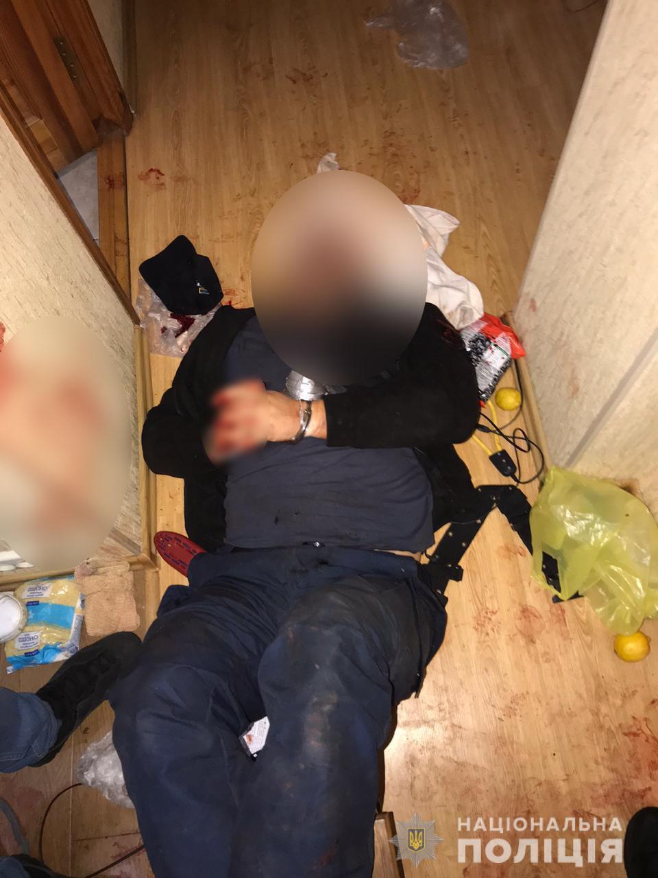 Один из нападавших задержан