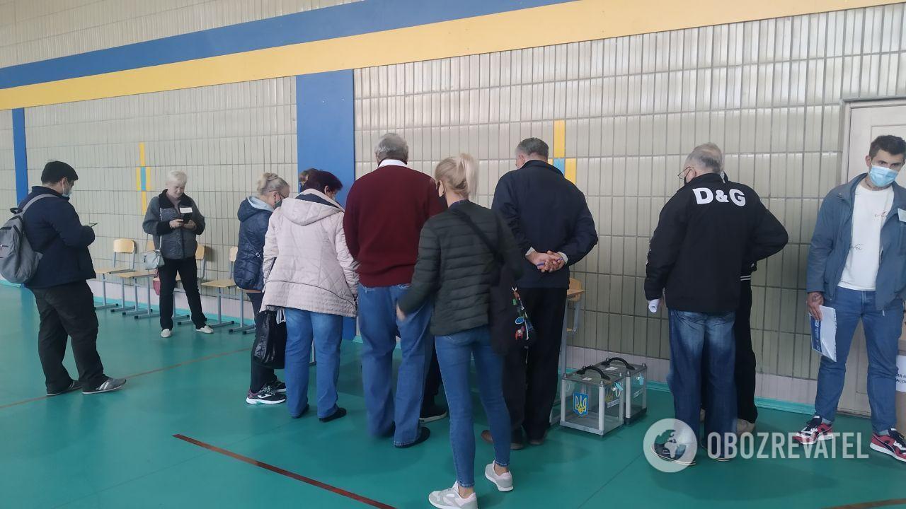 Українці забувають вимога про дистанції через COVID-19