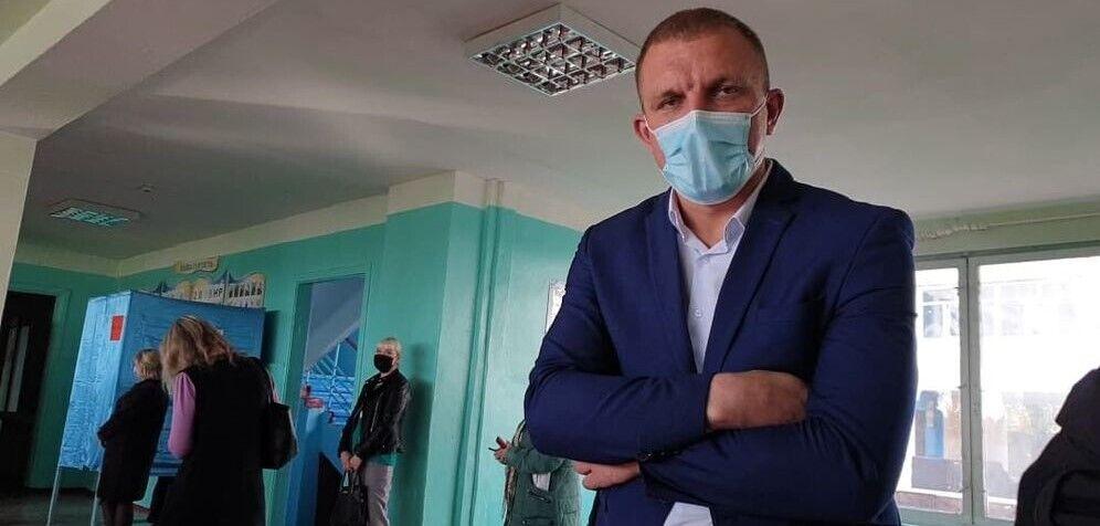 Віталій Айзатулов намагався приховати порушення.