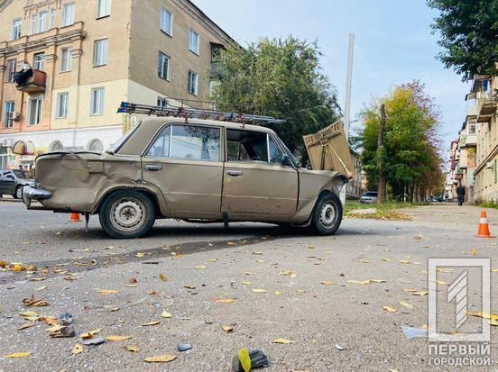 В результате ДТП пострадали 2 пассажира.