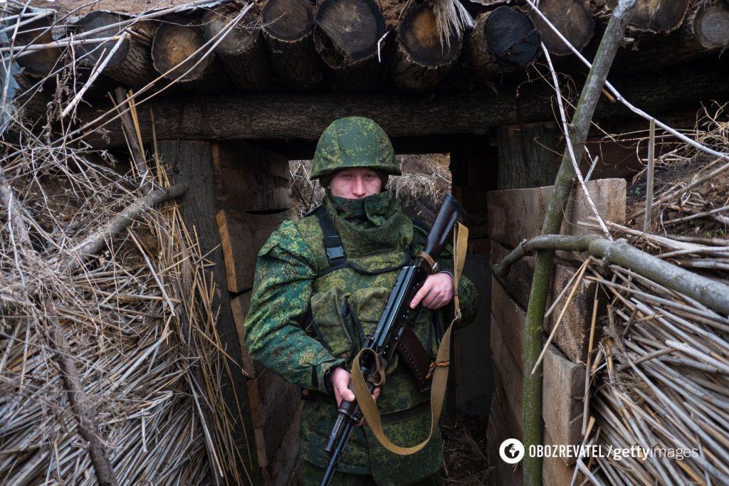 """""""Армия США на Донбассе действовала бы иначе"""""""