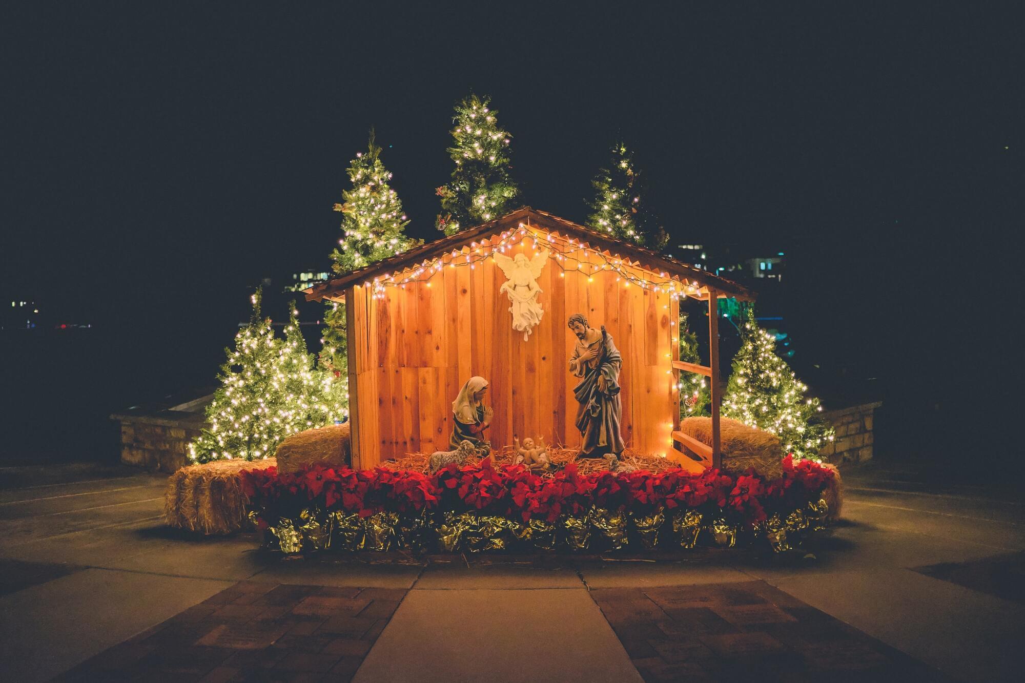 Різдвяний піст було встановлено на честь Різдва Христового