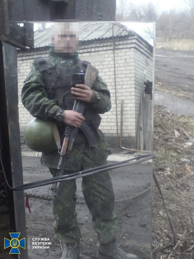 """В течение 2015 года боевик """"ЛНР"""" воевал против Украины."""