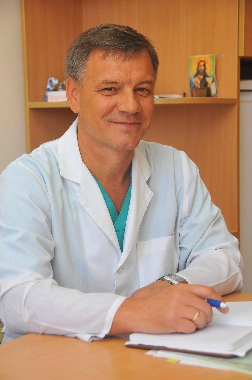 Помер військовий лікар Микола Гамма