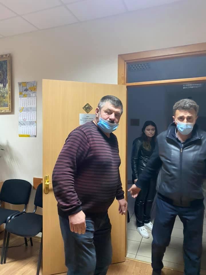 Сюмар обнаружила фальсификации на выборах в Борщаговской ОТГ: на нее напали