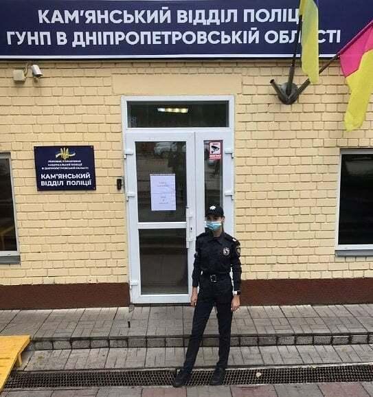 Курсантка из Днепра спасла жизнь члену избирательной комиссии с приступом эпилепсии