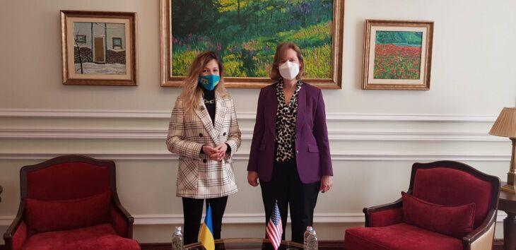 Встреча дипломатов