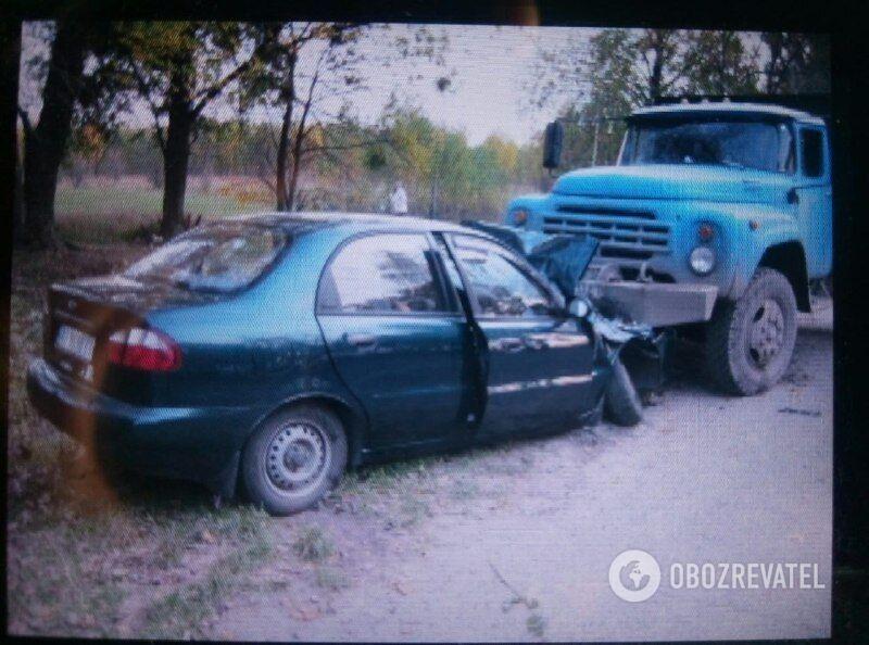 Пассажирка погибла на месте ДТП
