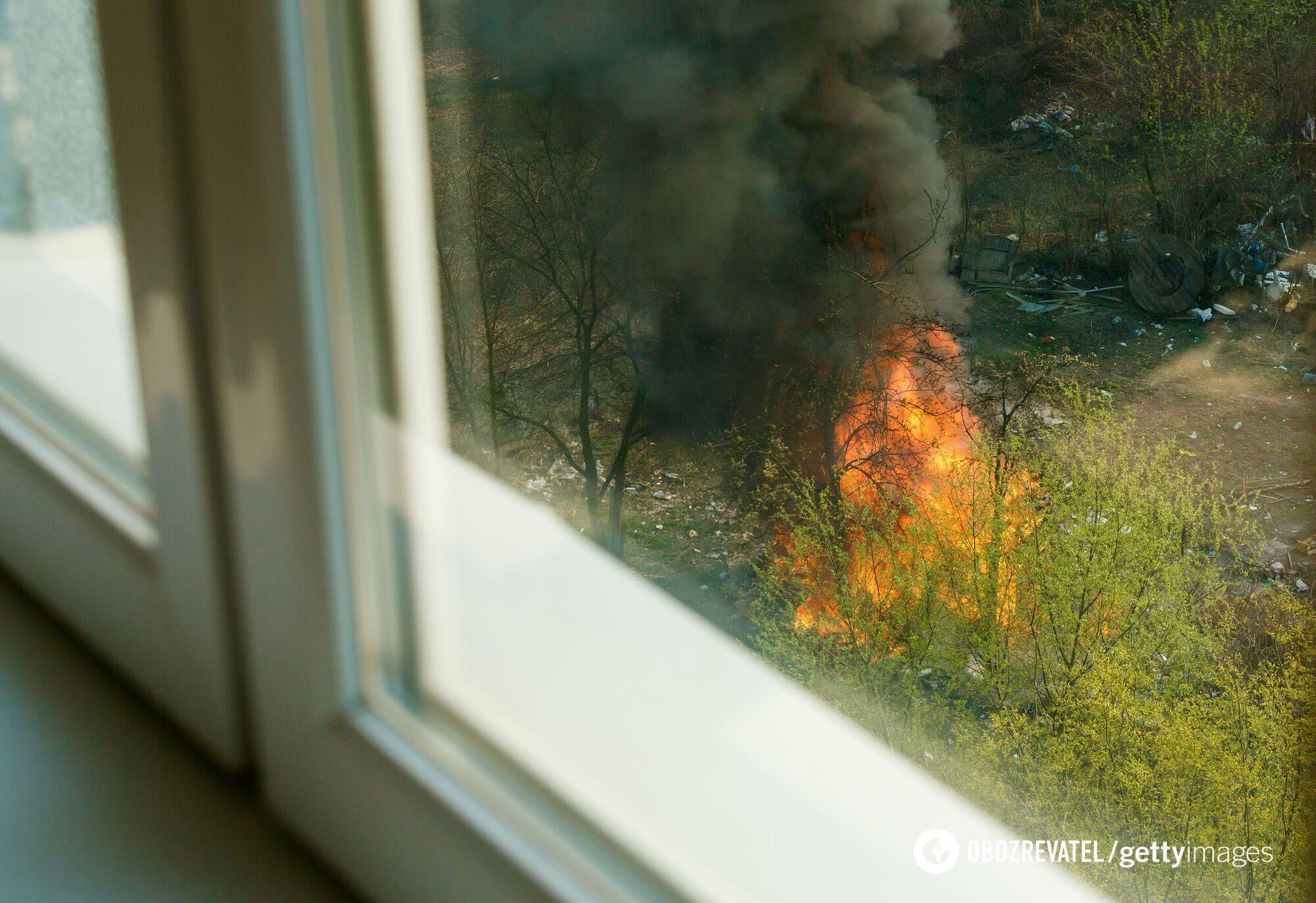 Найчастіше підпалюють автомобілі, припарковані біля будинку