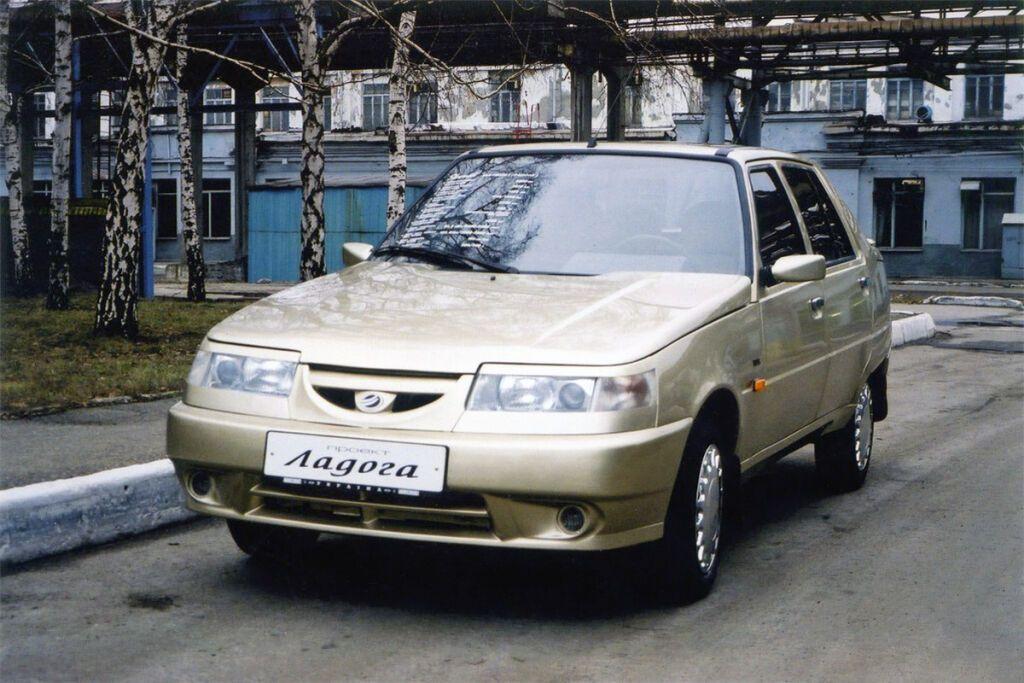 """ЗАЗ-1103 """"Ладога"""""""