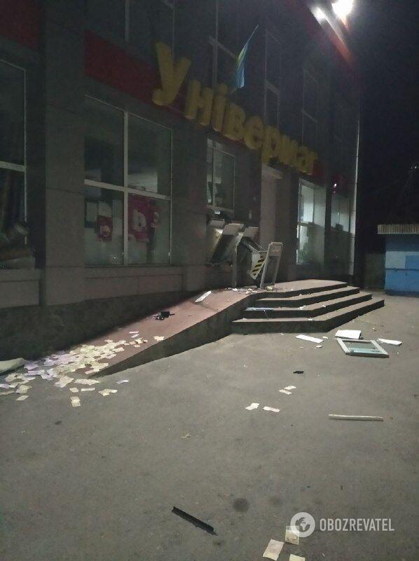Происшествие случилось в поселке Боровая
