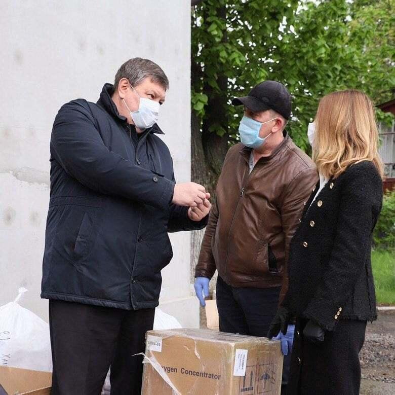 Головний лікар Тульчинської ЦРЛ Віталій Лисиця помер від COVID-19