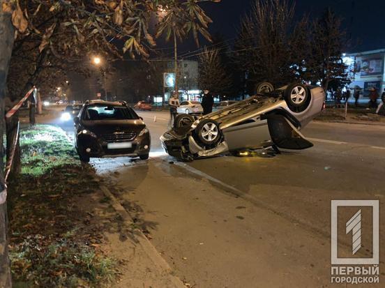 Аварія трапилася на вулиці Ватутіна.
