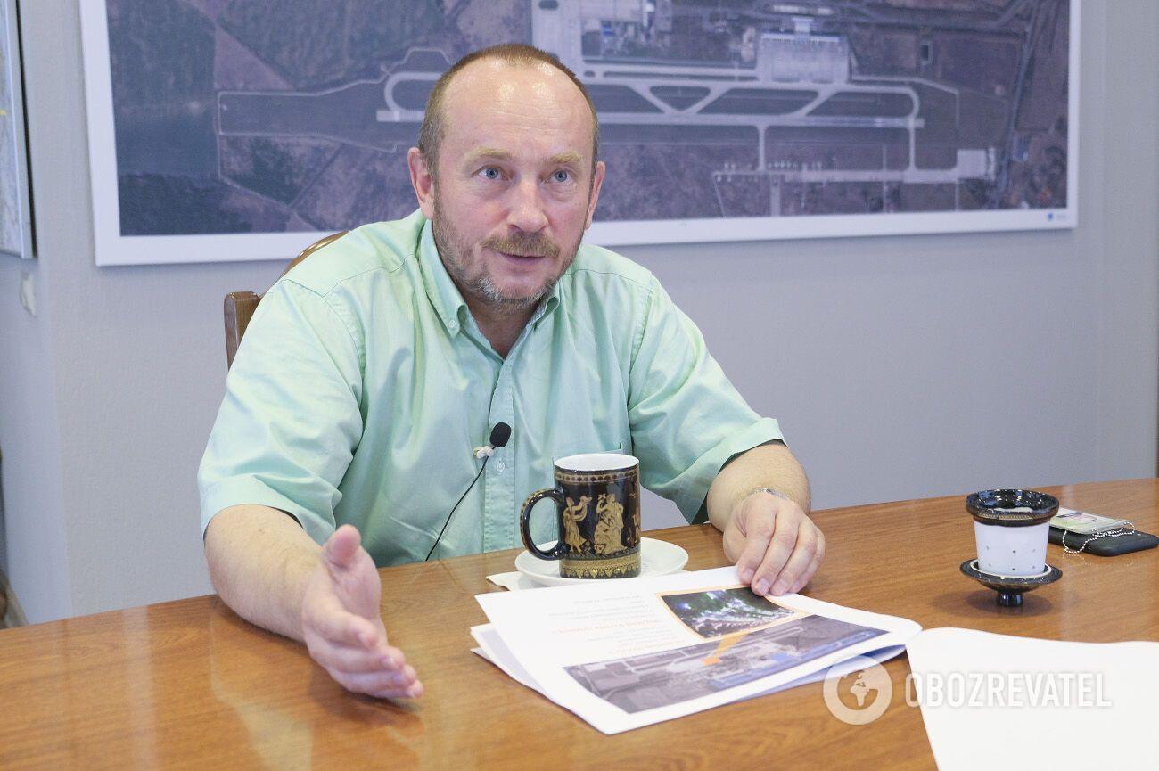 Рябикин стал новым главой ГТС