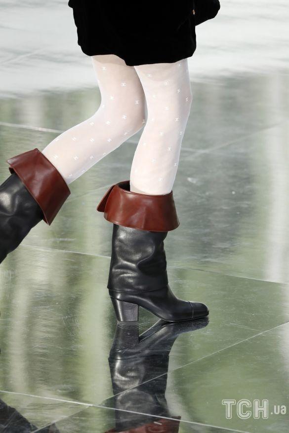 Коллекция Chanel прет-а-порте сезона осень-зима 2020-2021
