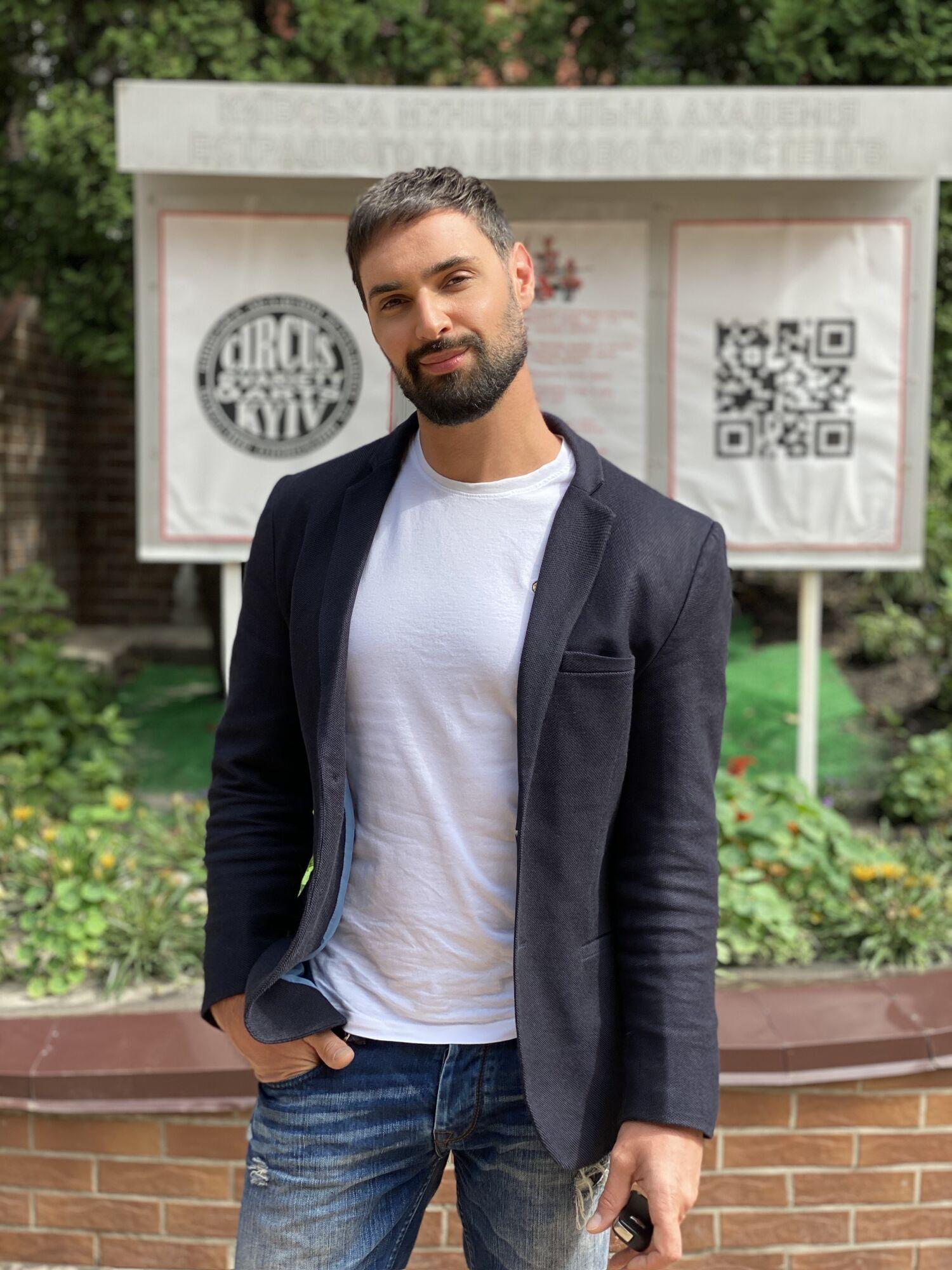 Виталий Козловский поступил в университет и стал преподавателем.