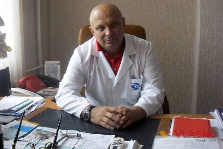 Віктор Колодько за професією невролог