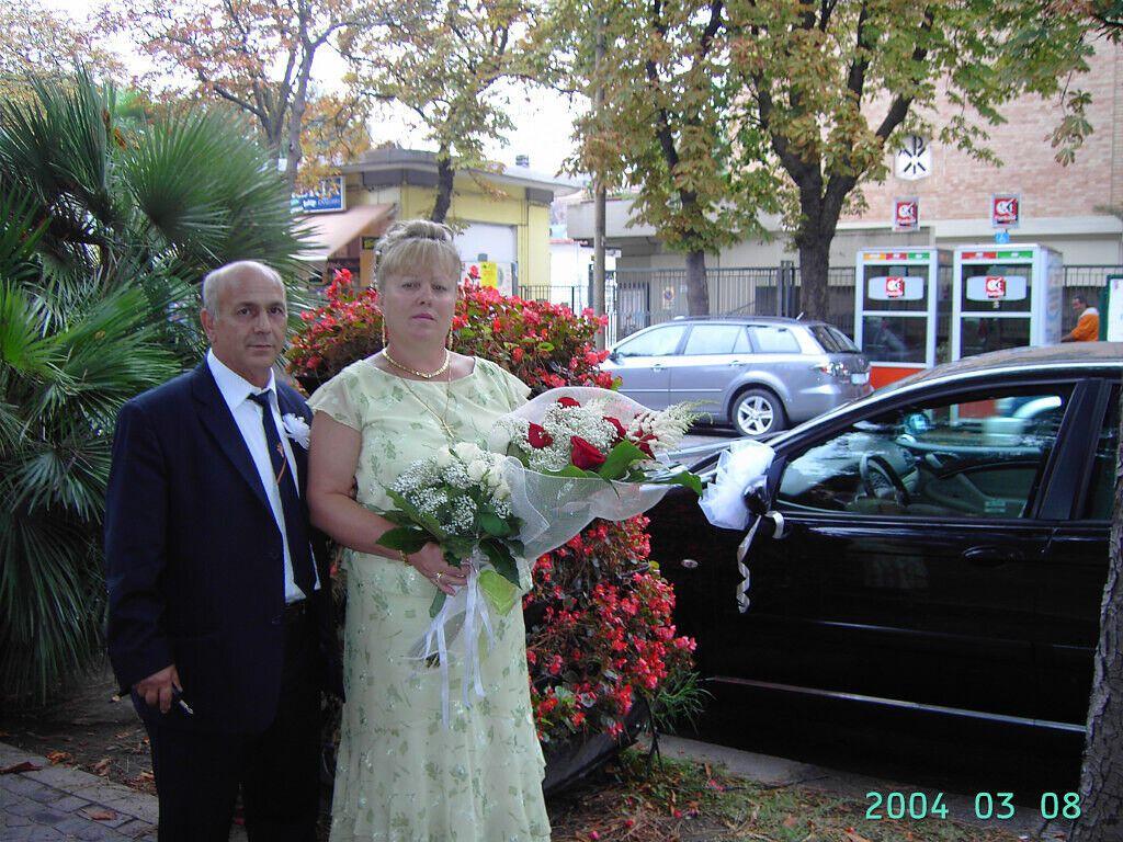 Свадьба Веры и Джованни.