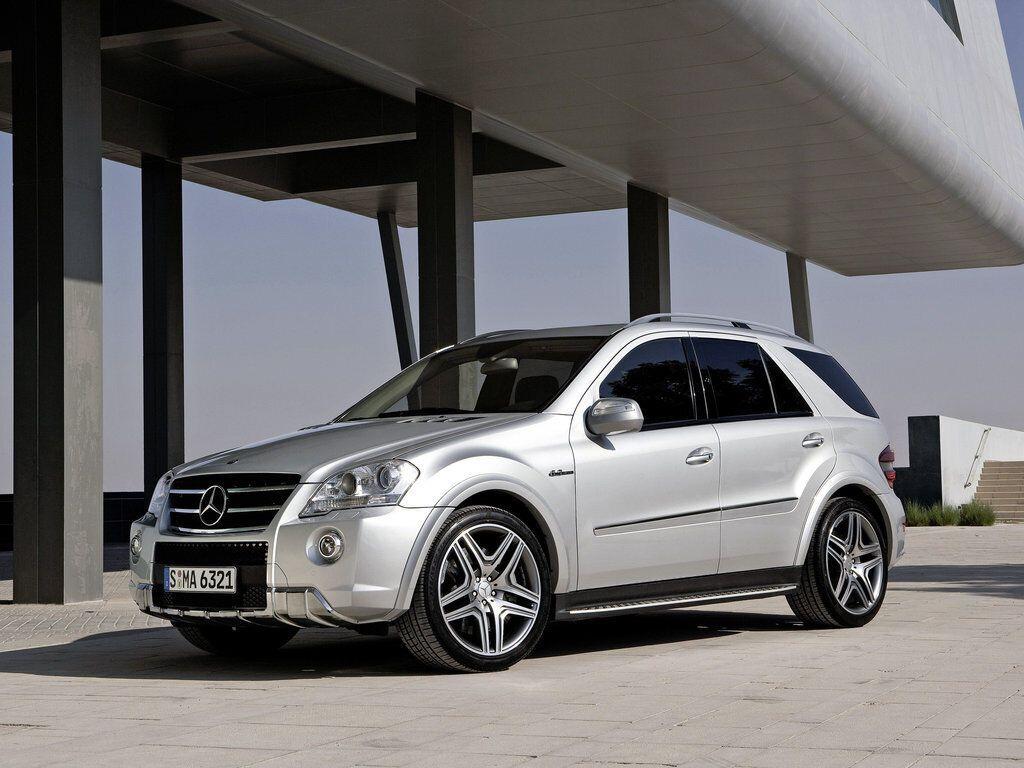 Mercedes-Benz M-Class (W164)