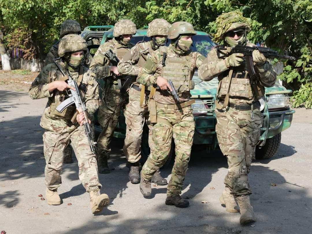Із воїнами ЗСУ взаємодіяли представники інших силових структур