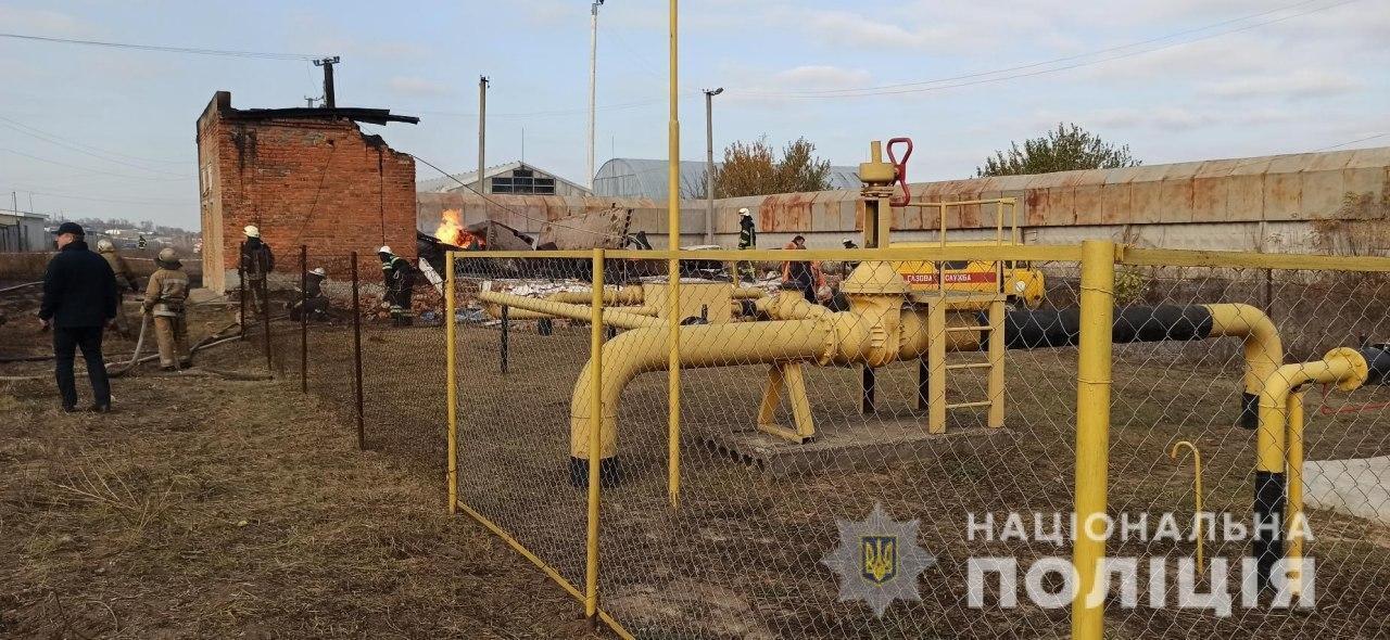 В результате взрыва на Харьковщине погибло 2 человека и пострадали 9