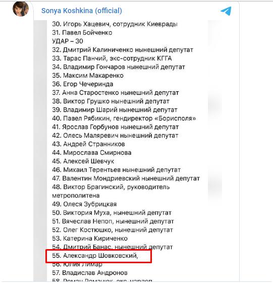 СаШо прошел в Киевсовет