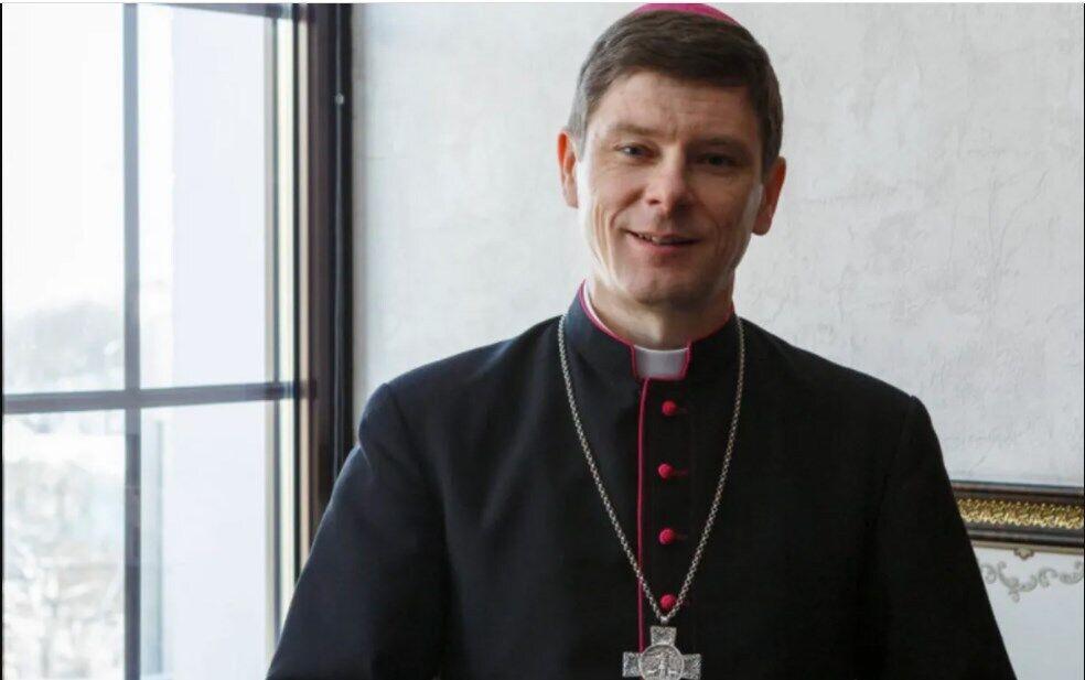Віталій Кривицький, єпископ Київсько-Житомирської єпархії.