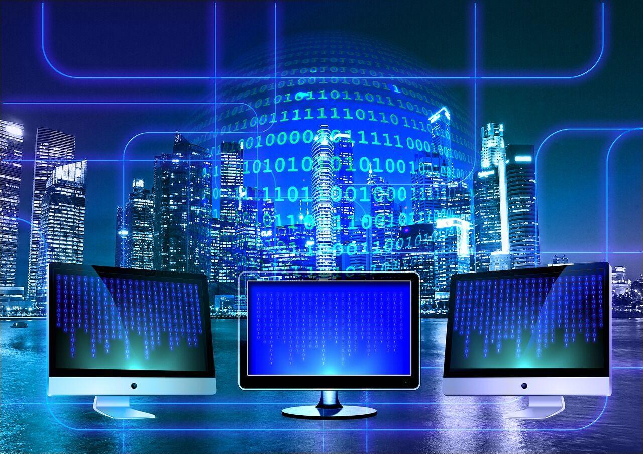 К 1997 году в интернете насчитывалось около 10 миллионов компьютеров