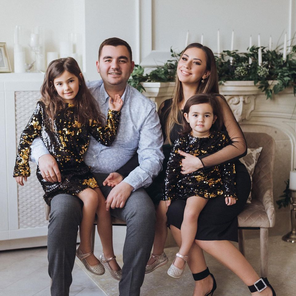 Дети Олега еще не знают, что папы нет.