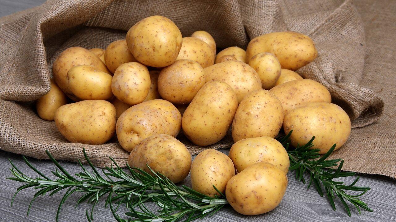 Картопля.