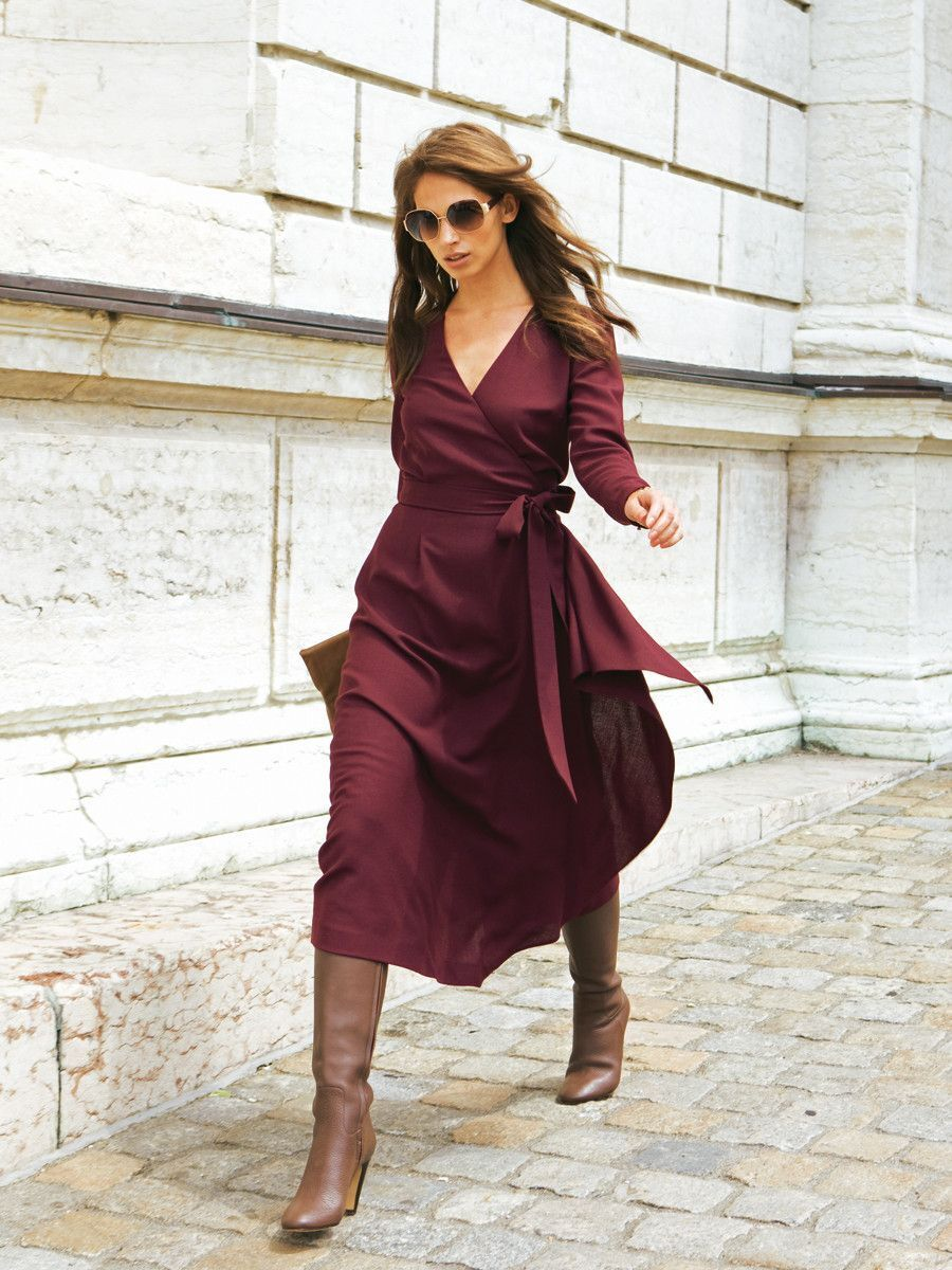 Как выглядеть стройнее с помощью одежды: 5 простых способов