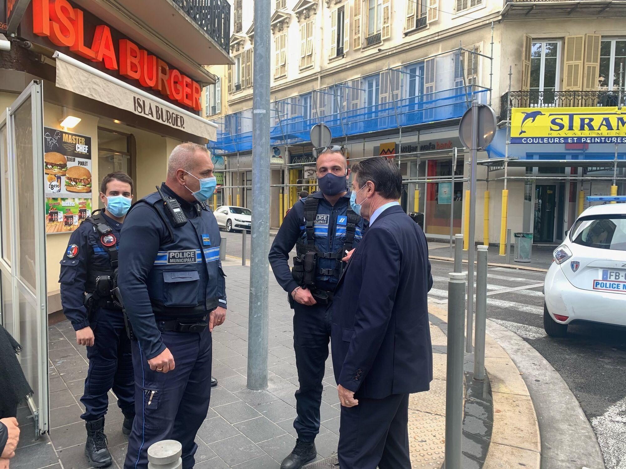 Теракт произошел в центре Ниццы