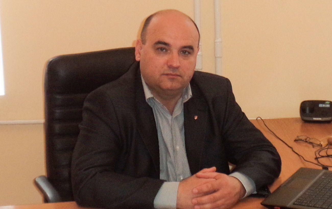 Олег Бондаренко.