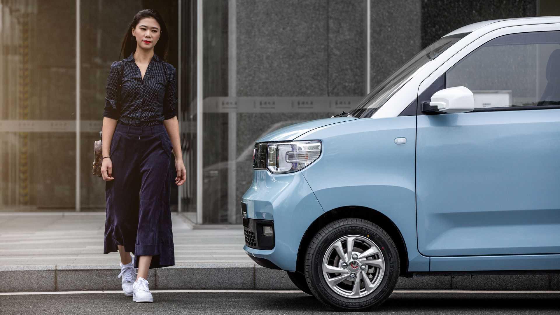 Guang Mini EV
