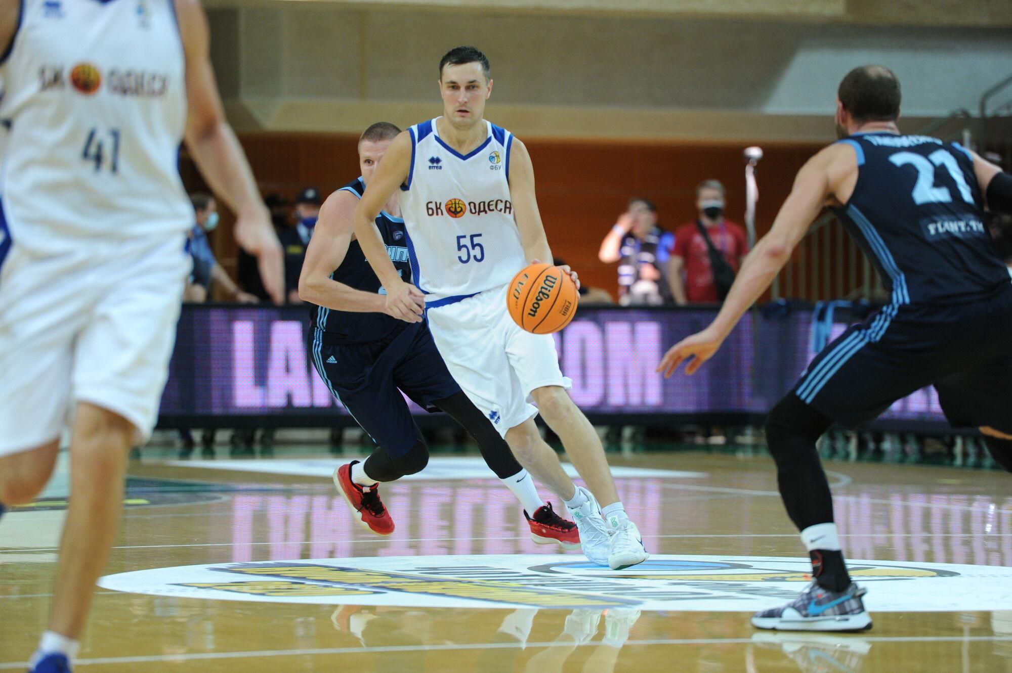 Определились финалисты Кубка Украины по баскетболу
