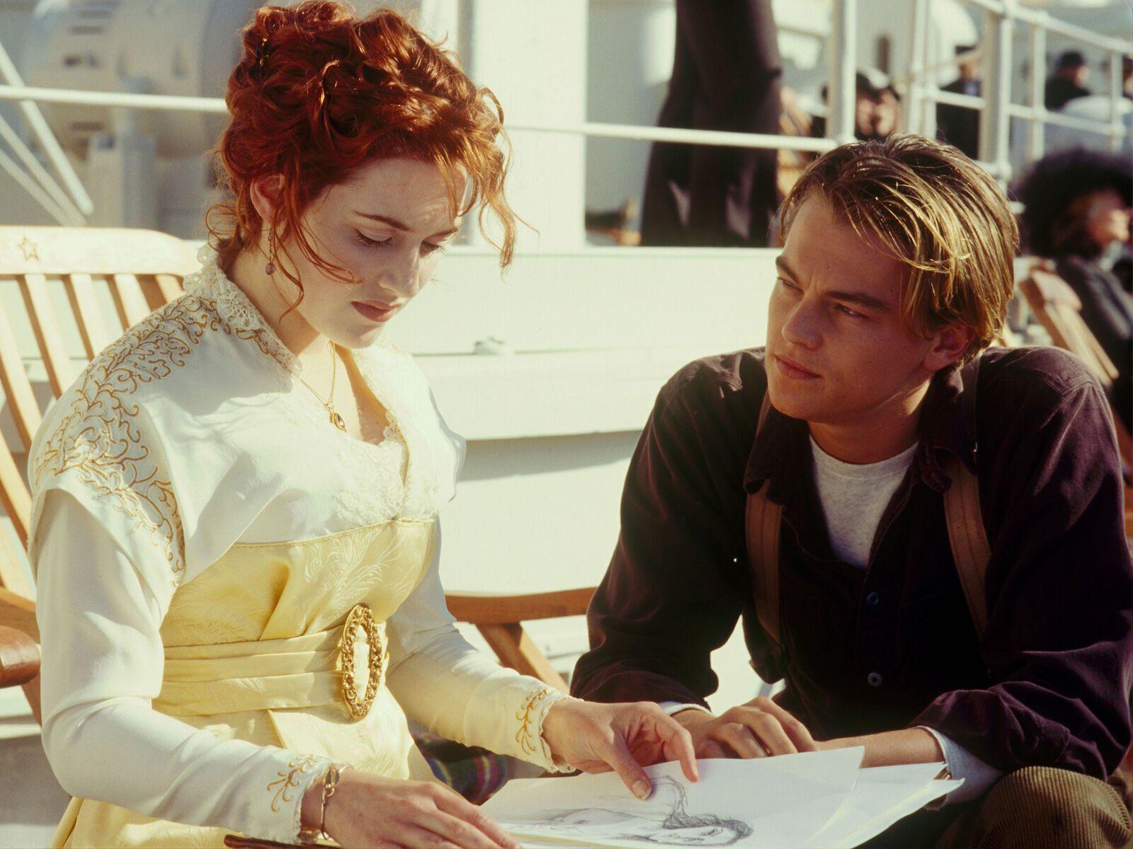 """Скрытый смысл фильма """"Титаник""""."""