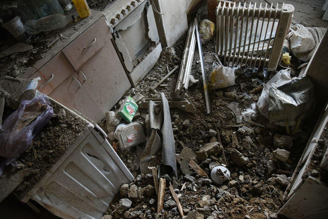 После нескольких взрывов в Степанакерте объявлена воздушная тревога