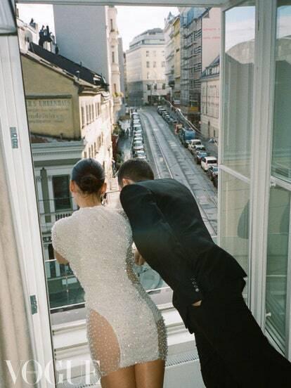 Ольга Серябкина и Георгий Начкебия