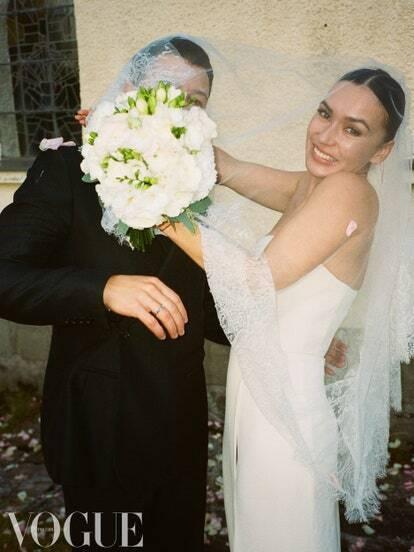 Ольга Серябкіна і Георгій Начкебія одружилися
