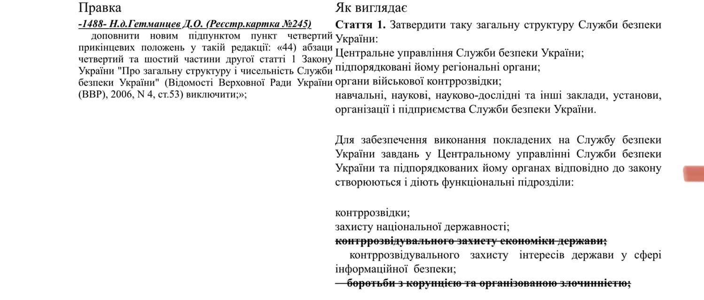 Решение комитета по Бюро экономической безопасности