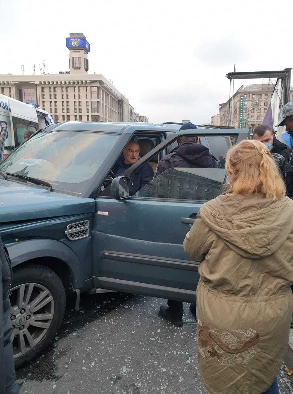 ДТП в центрі Києва