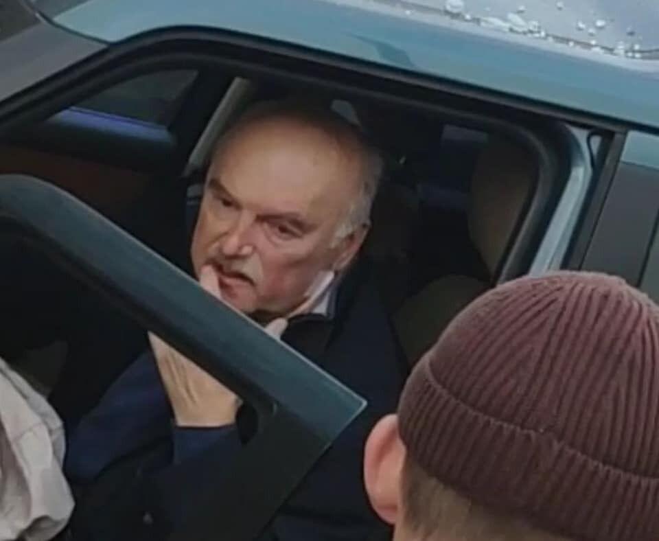 Винуватець ДТП в центрі Києва